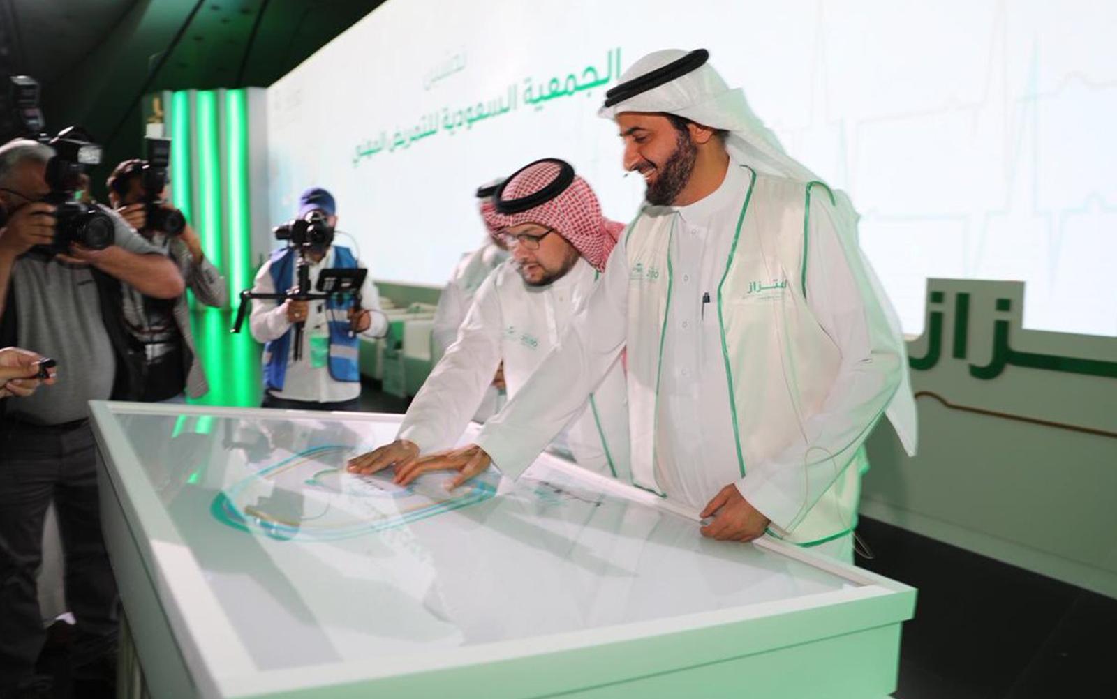 وزير الصحة يفتتح الجمعية السعودية للتمريض